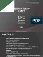 Tenaga Kerja EPC ( Teknik Mesin Undip )