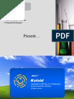 Presentasi Kimia Muatan Koloid