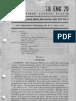 Tb Eng 79 Japanese Mine Training Kit Manual