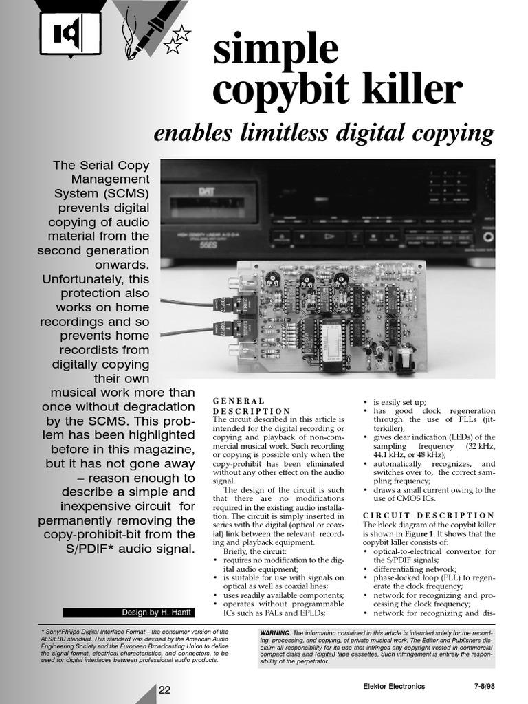 Elektor Electronics 1998 07 08 Signal Processing Audio Engineering Dc Converter 6v To 12v By Bd679