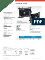 DF Series Oil Cooling Heat Exchange