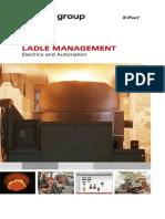 Electric and Automation- Ladle Management a-323E