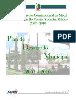 MOTUL PlandeDesarrollo 2007-2010