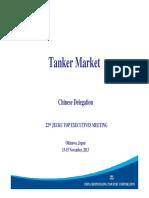China Tanker Market
