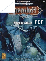 AD&D - Ravenloft - RM4 - House of Strahd (11-13)