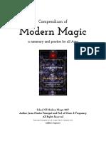 Compendium of Modern Magic Sample