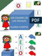 Vocales Gloria Fuertes