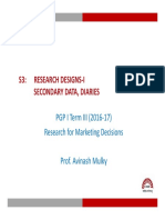 RMD_S3 Research Design