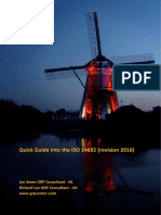 Quick Guide Into the ISO 14692 Revision 2016 Edition 26 May 2016
