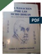Carmona La Masacre Por Las 8 Horas