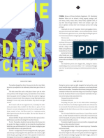 DONE DIRT CHEAP Chapter Excerpt