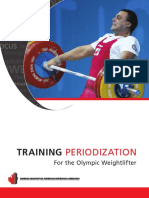 (Art) Canadian Weightlifting Federation - Training Periodization for the Olympic weightlifter.pdf