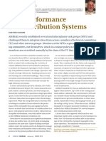 Article High Performance Air Distribution Systems