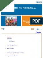 Monica Alejandra Gaeta - Docente - Naciones Unidas - Presentacion Resultados Nicaragua