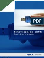 Nuevas Vias de Infeccion USB