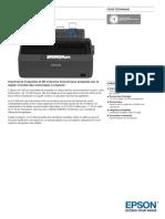Epson LX 350 Fiche
