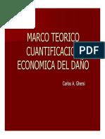 POWER - Marco Teórico Para La Cuantificación Económica Del Daño