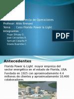 PPT - Caso Florida Power Light