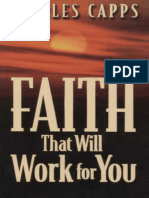 Faith That Will Work for You - Charles Capps