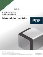 Upload Produto 203 Download Guia Do Usuário_ir Advc52xx Séries