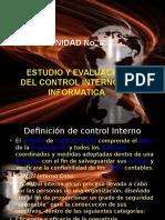 Control Interno en Informatica