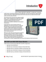 860 DSPi Manual Section I Chapter 2