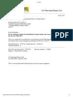 Repay Certificate _ LIC HFL _ Customer Portal