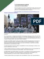 2016-01-28 Lafferriere P-El Diario Año a Año Aumenta El Calentamiento Global