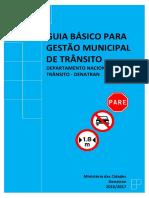 Gestao Municipal Do Transito