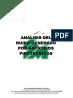 Cienfuegos se manifestó en contra de la prohibición de pirotecnia en Cinco Saltos - Estudio Sobre Ruidos