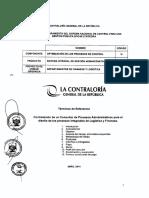 TdR - Contratación de Un Consultor de Procesos Administrativos - Logística y Finanzas