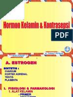 Hormon Kelamin & Kontrasepsi