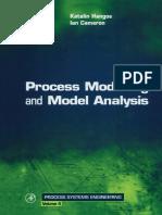Process Modelling and Model Analysis - Cameron & Hangos - 2001