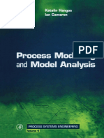 Process Modelling and Model Analysis - Cameron & Hangos - 2001