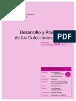 Desarrollo Planificacion Colecciones Moda