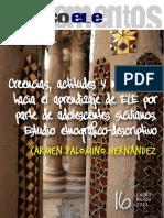 Palomino-creencias Adolescentes Sicilianos