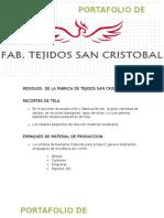 RESIDUOS  DE LA FABRICA DE TEJIDOS SAN CRISTOBAL.docx