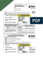 Guia Pago Varios_pago Impuestos 2016