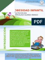 Trabajo Obesidad Infantil