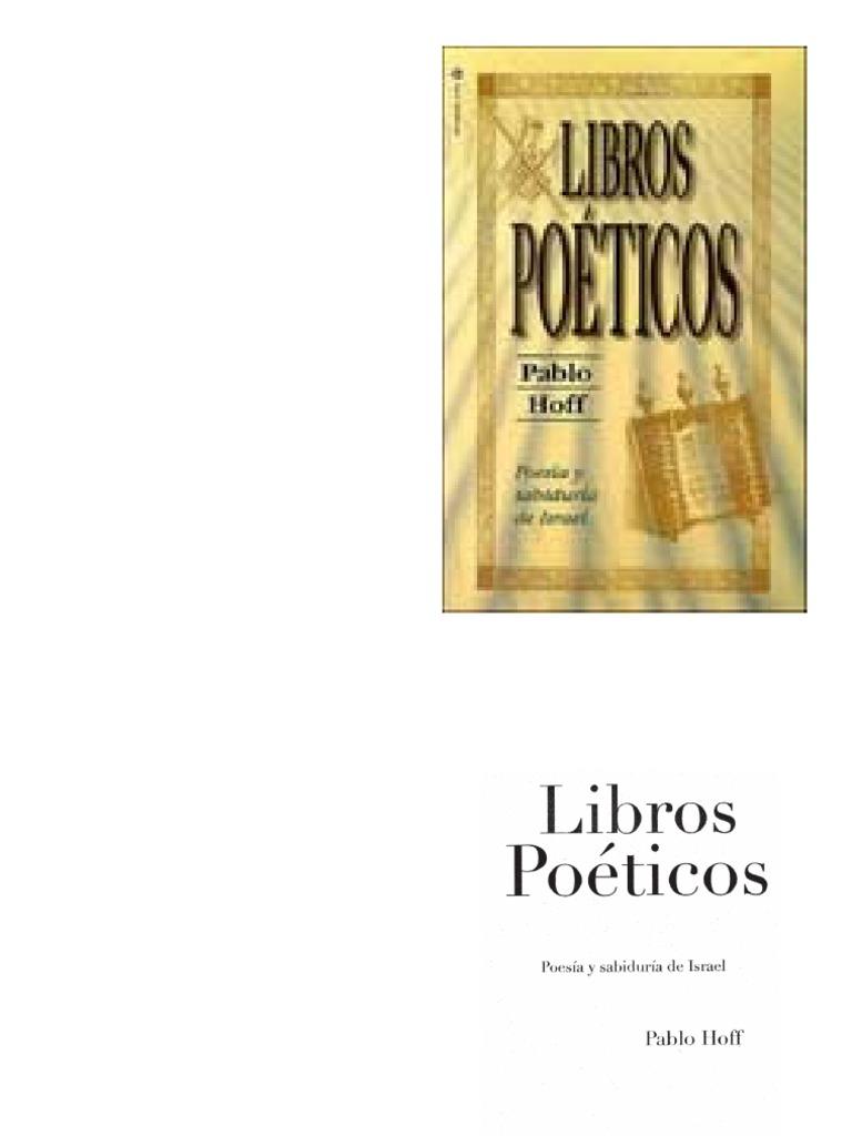 DESCARGAR GRATIS LIBROS POETICOS DE PABLO HOFF EBOOK DOWNLOAD @tataya.com.mx