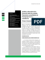 Informe de Gerencia 1t16 Espaniol