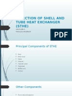shell and tube heat exchangers