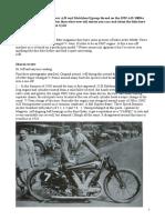 AJS 1929 1000cc Recordbreaker