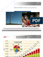 3. Wind Power Mature Market History and Lessons by A. Wasielke