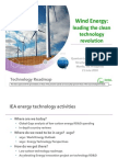 4. Wind Energy Leading the Clean Technology Revolution by T. Kerr
