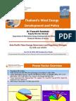 5.4. Thailand Country Presentation by S. Twarath