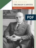 Truman Capote (Bloom's Modern Classics) New Edition - Harold Bloom (Ed,)