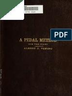 Metodo de Pedal Romanticismo