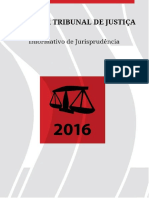 Informativo STJ 2016