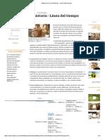 Etapas de la prehistoria - Línea del tiempo.pdf
